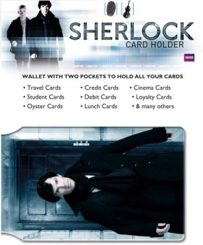 Sherlock Card Holder