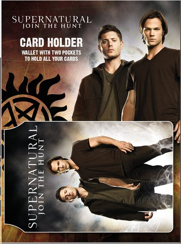 Supernatural Card Holder