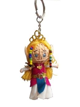 Zelda String Doll Keyring