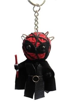 Darth Maul String Doll Keyring