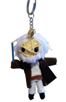 Obi Wan Kenobi String Doll Keyring