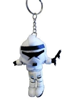 Stormtrooper String Doll Keyring