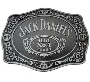 JD Crest Belt Buckle