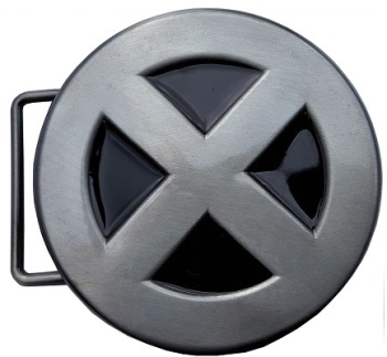 X Men Belt Buckle