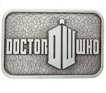 The Doctor Belt Buckle