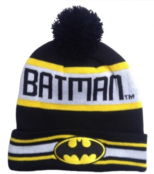 Batman Bobble Hat