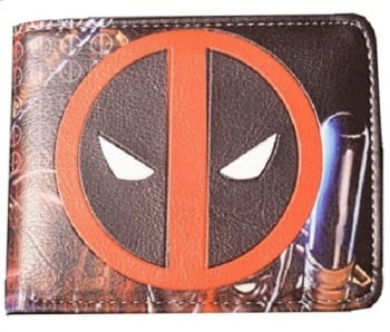 Marvel Heroes Wallet - Deadpool
