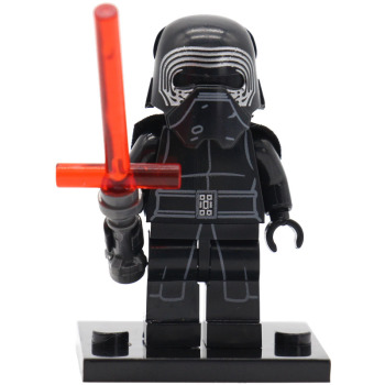 Star Wars Building Block Minifigure - Kylo Ren