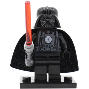 Star Wars Building Block Minifigure - Darth Vader