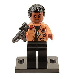 Star Wars Building Block Minifigure - Finn