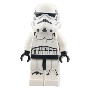 Star Wars Building Block Minifigure - Stormtrooper