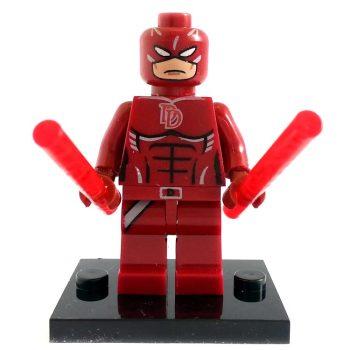 Superhero Building Block Minifigure - Daredevil