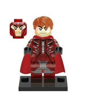 Superhero Building Block Minifigure: X-Men Magneto