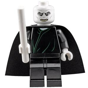Harry Potter Building Block Minifigure - Voldemort