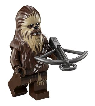 Star Wars Building Block Minifigure - Chewbacca