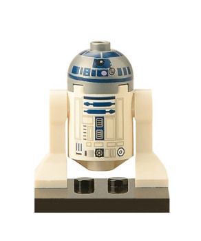 Star Wars Building Block Minifigure - R2D2