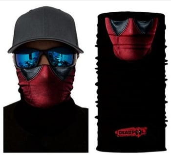 Deadpool Multi-Functional Headwear