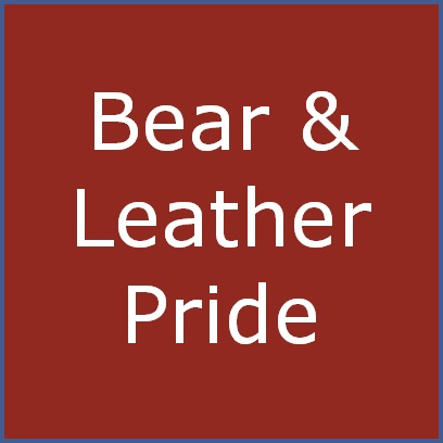 Bear and Leather Pride