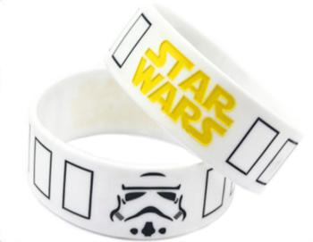 Star Wars Stormtrooper Wristband