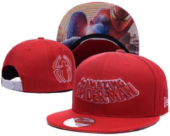Spiderman Snapback