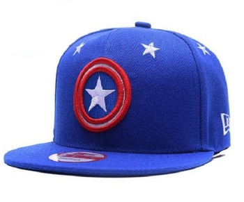 Captain America Snapback
