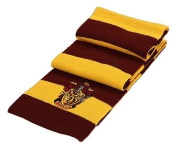 Hogwarts Gryffindor House Scarf