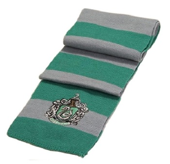 Hogwarts Slytherin House Scarf