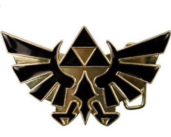 The Legend of Zelda Belt Buckle