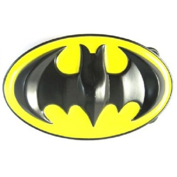 3D Batman Belt Buckle