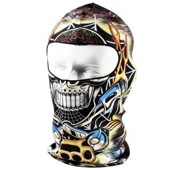 Pistons Skull Balaclava