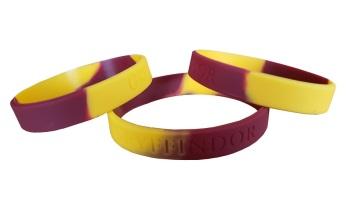 Hogwarts Gryffindor Silicon Rubber Wristband