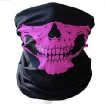 Pink Skull Multifunctional