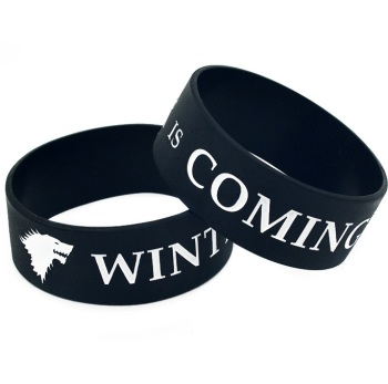 Game of Thrones - Winter is Coming - Wristband