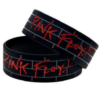 Pink Floyd - The Wall - Silicon Rubber Wristband