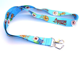 Adventure Time Lanyard