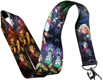 Batman Baddies Lanyard