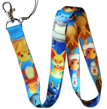 Pokemon Go Lanyard