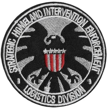 Agents of S.H.I.E.L.D Iron On Patch