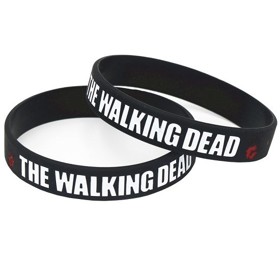 The Walking Dead Rubber Wristband