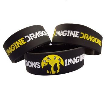 Imagine Dragons Silicon Rubber Wristband