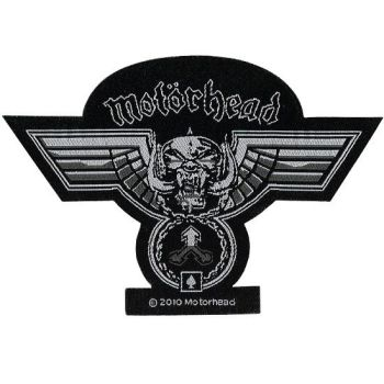Motorhead Iron On Cloth Patch