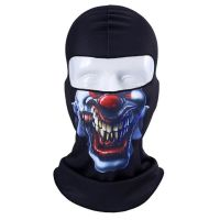 Scary Clown Balaclava