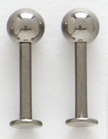8mm Surgical Steel Ball Labret