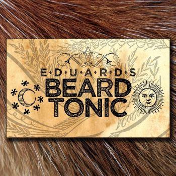Beard Tonic 10mL Bottle