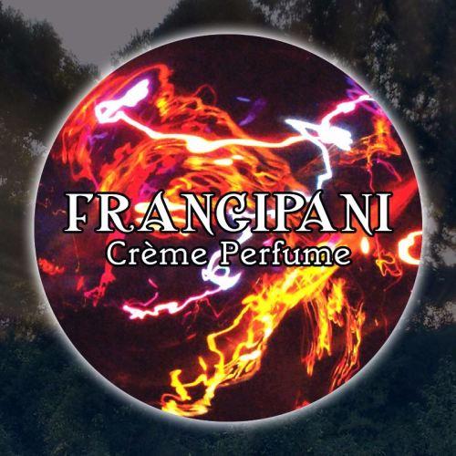 Frangipani 15mL Glass Jar