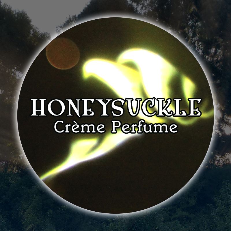 Honeysuckle 15ml Glass Jar