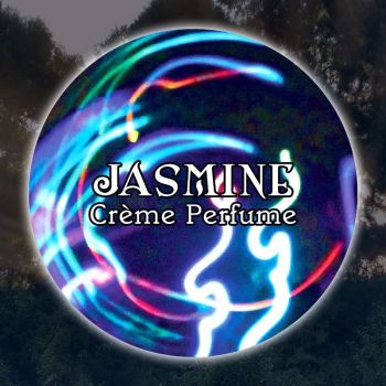Jasmine 15mL Glass Jar