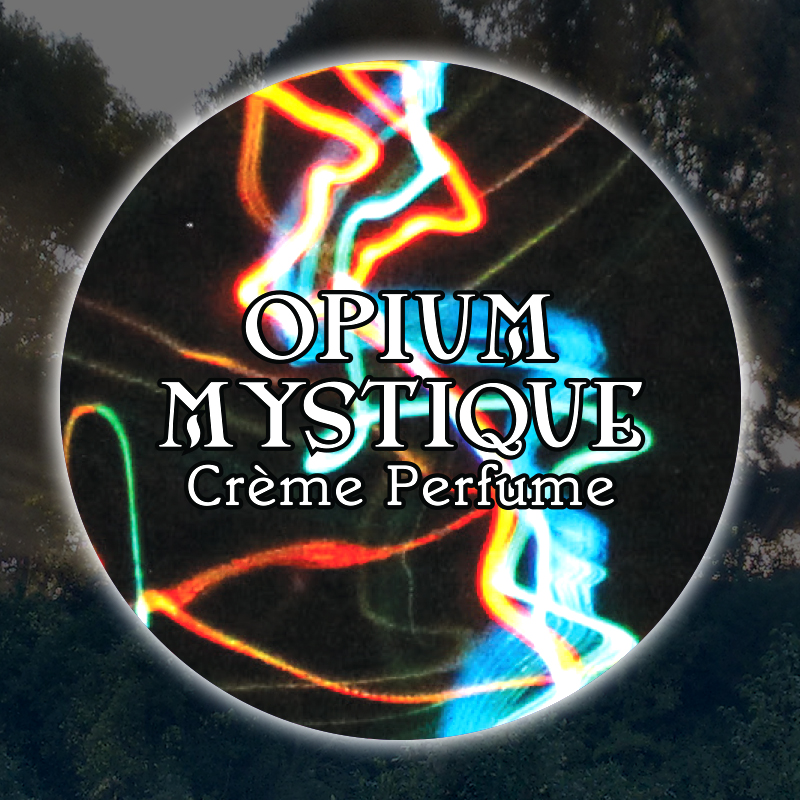 Opium Mystique 15mL Glass Jar