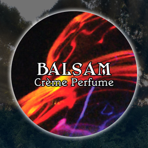 Balsam 15mL Glass Jar