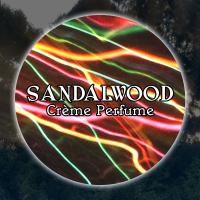 Sandalwood  15mL Glass Jar